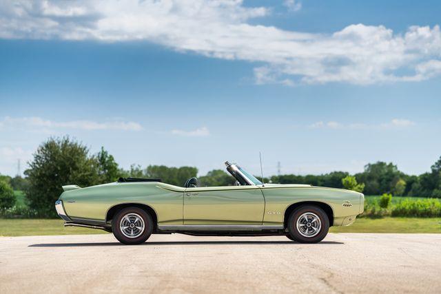 "1969 Pontiac GTO ""Judge"" Convertible"